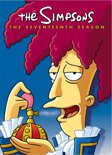 The Simpsons - Seizoen 17 (Digipack)