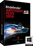 Bitdefender Antivirus Plus 2016 - Nederlands / Frans / 2 Jaren / 3 Apparaten