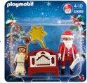 Playmobil Kerstman Met Engel - 4889