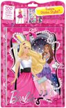 Fashion Angels Sticker Stylist Barbie set