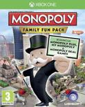 Monopoly, Family Fun Pack  Xbox One