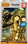Educa C-3PO - Star Wars - 100 stukjes