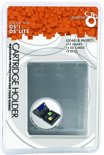 Dsi/Dsl 16In1 Cartridge Holder (Black-Trans) Nintendo Ds