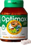 Optimax Kinder Multi naturel  - 100 Kauwbeertjes