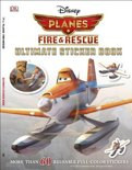 Disney Planes Fire & Rescue Ultimate Sticker Book