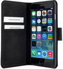 Bugatti BookCover Madrid voor de iPhone 6 Plus - Zwart