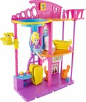 Polly Pocket Huis Speelset