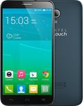 Alcatel One Touch Idol 2S 6050Y grijs