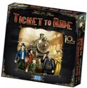 Ticket to Ride 10th Anniversary Edition - Bordspel