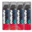 Gillette Classic Regular - 4x200ml - Scheergel