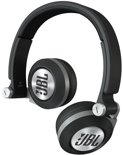 JBL Synchros E30 - On-ear koptelefoon - Zwart