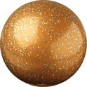 Grays Match ball Glitter - Veldhockeybal - Geel