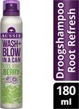 Aussie Miracle Mega Instant voor normaal en vet haar - 180ml - Droogshampoo