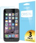Spigen Crystal Screen Protector Apple iPhone 6 (3-pack)