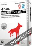 G Data Internet Security 2015 ESD 5 pc 3 jaar NL