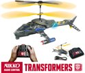 Nikko Transformers Helicopter - RC Helicopter