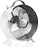 Tristar Retro Ventilator 25cm VE-5967 - Wit
