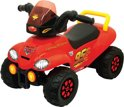 Cars - Quad/loopauto - Rood