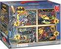 Batman 4 in 1 Puzzel - Kinderpuzzel