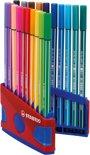 STABILO Pen 68 ColorParade - 20 Stuks