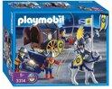 Playmobil Koningsridders met Schattentransport - 3314