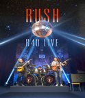 Rush - R40 Live (BluRay)
