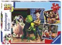 Ravensburger 3-in-1 Puzzel: Toy Story 3