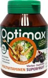 Optimax Superfruit Vlierbes - Zwarte Bes - 100 Tabletten