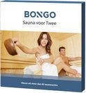 Bongo Sauna voor Twee - Bongo Bon