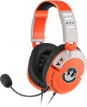 Turtle Beach Ear Force Star Wars X-Wing Pilot Wired Stereo Gaming Headset - Oranje (PS4 + Xbox One + PC + Mac + Mobile)