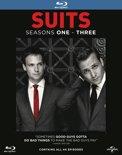 Suits - Seizoen 1 t/m 3 (Blu-ray)