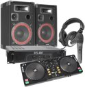Power Dynamics PDC-10 DJ Controller set 400