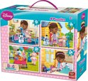 Disney 4in1 Doc Mc Stuffins
