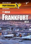 Mega Airport Frankfurt v2.0 (FS X + Prepar3D Add-On)
