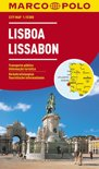 Lissabon City Map Mp 1:15D Krt