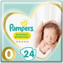 Pampers New Baby - Maat 0 Draagpak 24 luiers