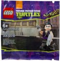 lego TMHT flasback shredder (minifiguur polybag)