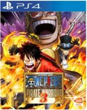 One Piece, Pirate Warriors 3  PS4
