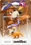 Nintendo amiibo Super Smash Figuur Duck Hunt Duo - Wii U + NEW 3DS