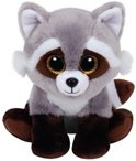 Ty Beanie Boo Bandit - Wasbeer 15CM