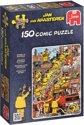 Jan van Haasteren Damsel in Distress - Puzzel - 150 stukjes