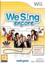 We Sing - Encore Wii