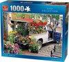 Bloemen te Koop - Puzzel - 1000 Stukjes