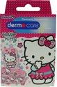 Dermo Care Hello Kitty - 18 stuks - Kinderpleister