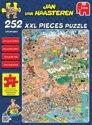 Jan van Haasteren Sportdag - Puzzel - 252 stukjes