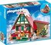 Playmobil Bij de Kerstman Thuis - 5976