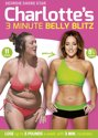 Charlotte Crosby's 3 Minute Belly Blitz (Import) [DVD] [2014]