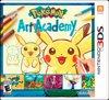 Pokémon, Art Academy  3DS