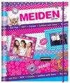 Meiden Schoolagenda  2015 - 2016