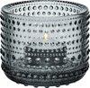 Iittala Kastehelmi  Sfeerlicht - H 6.4 cm - Grijs
